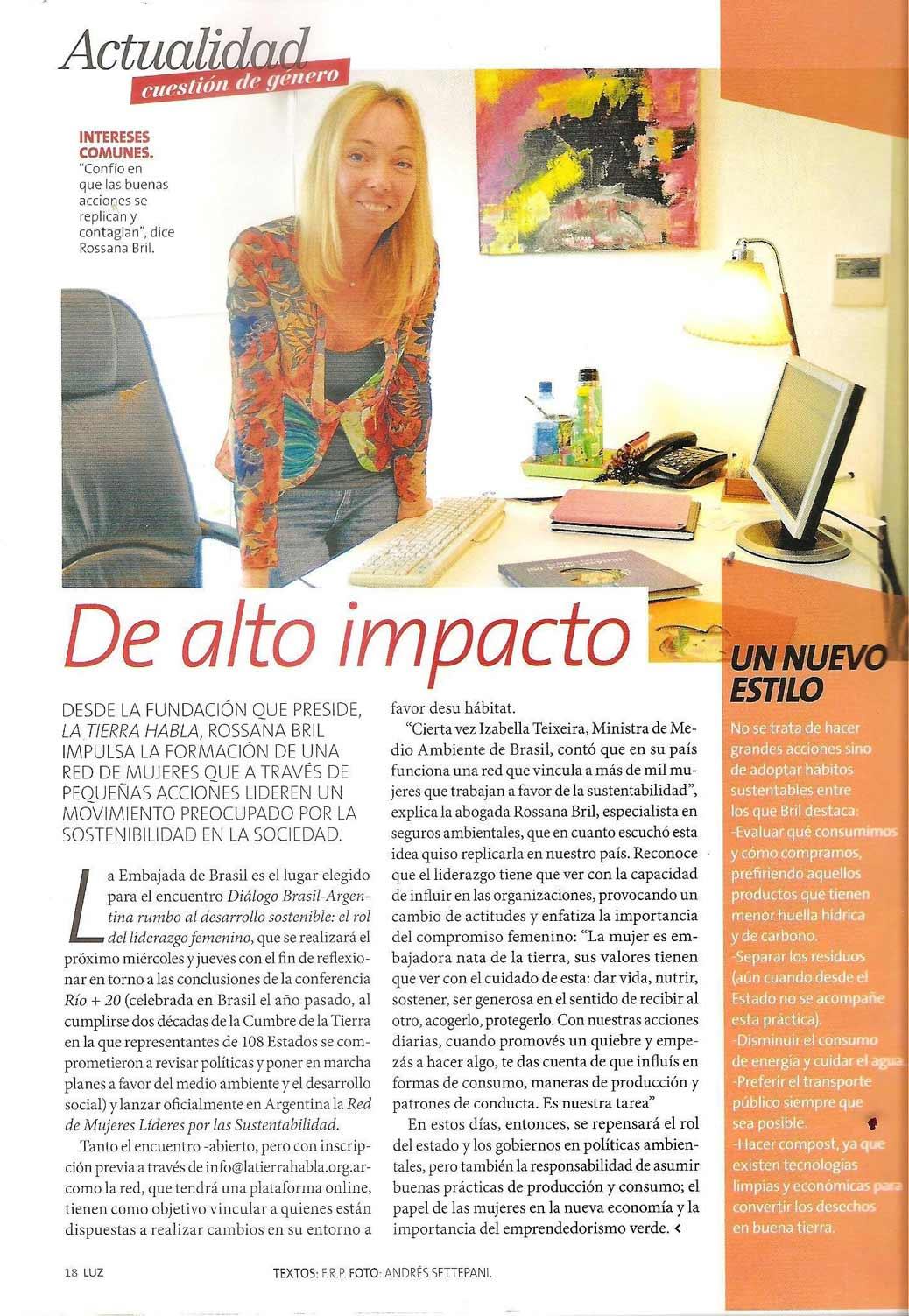 Revista Luz